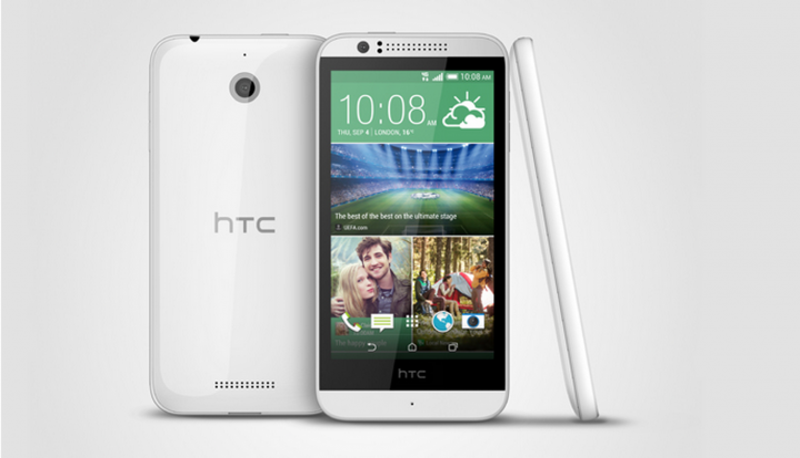 HTC Desire 510 £149 4G Smartphone