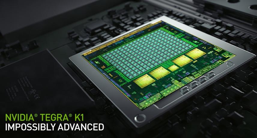 Tegra K1 processor