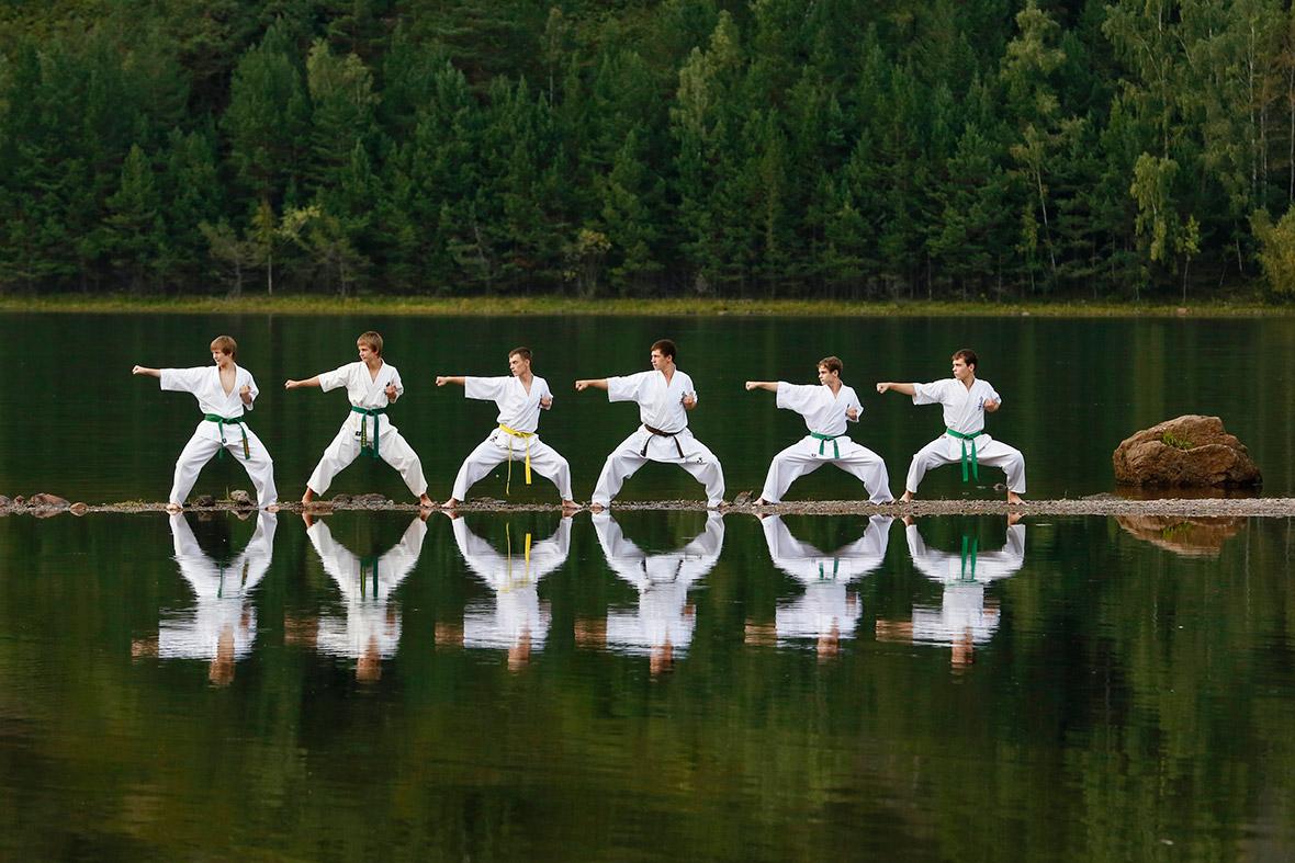 karate lake