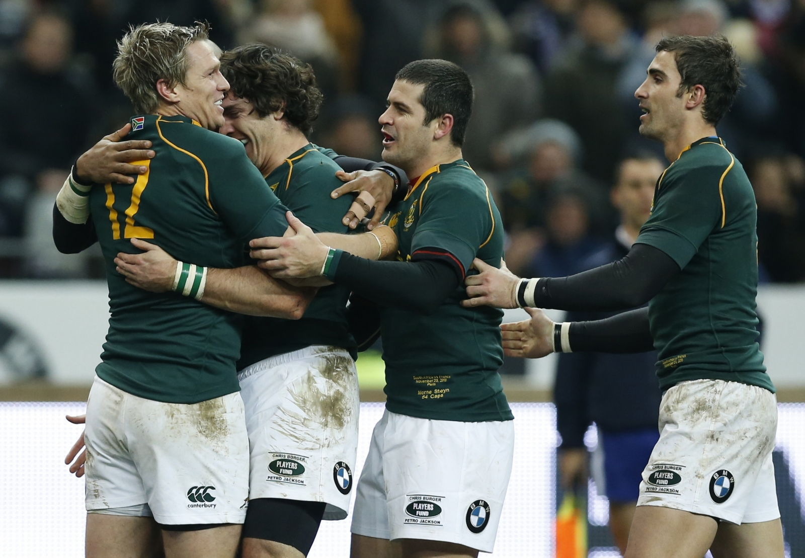 South Africa rugby