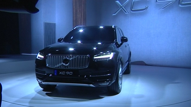 Volvo Launches New SUV, Eying Chinese Rich