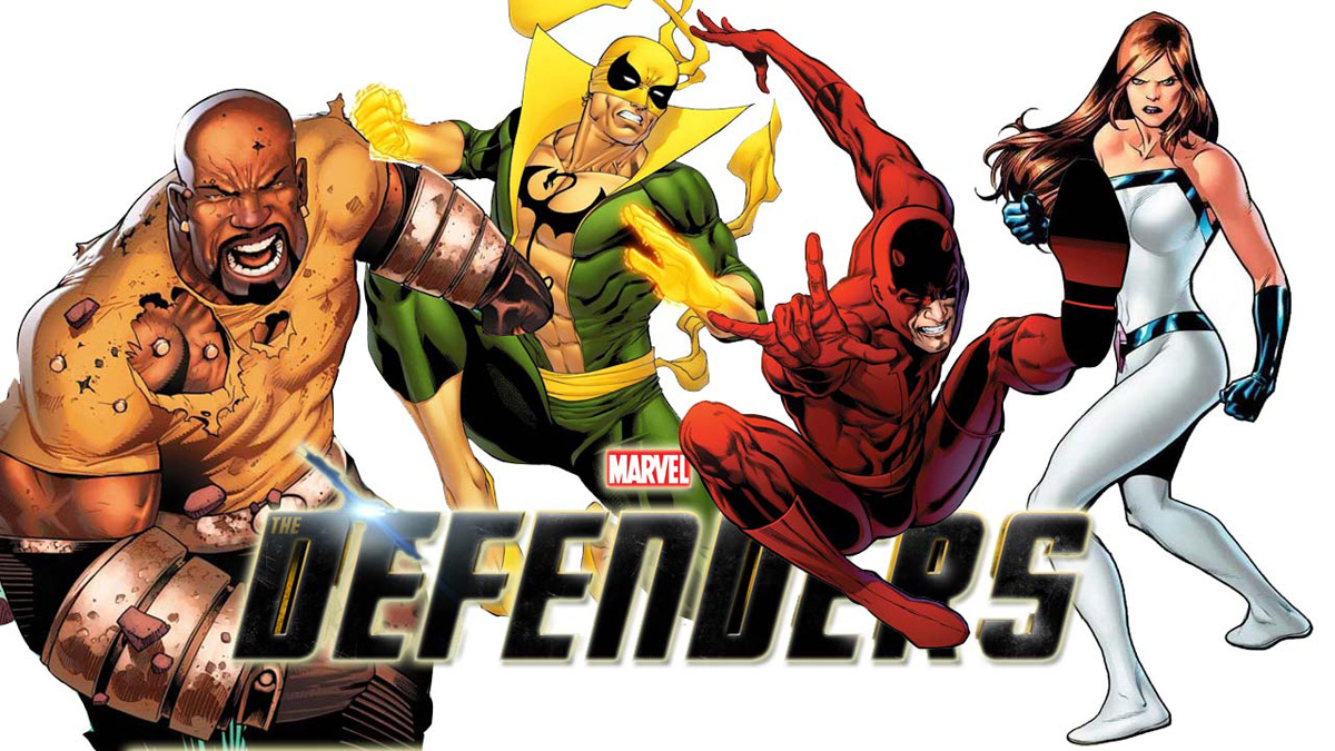 Marvel Defenders Serien Stream
