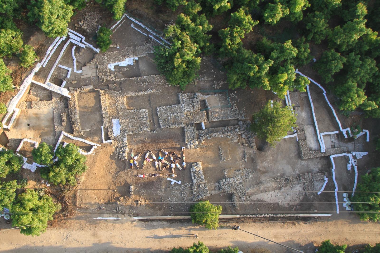 Palace at Tel Kabri