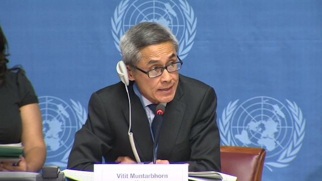 UN: Islamic State and Syrian Government Committing War Crimes