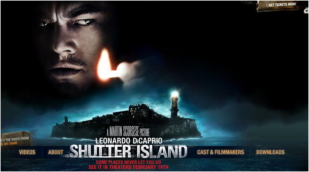 leonardo dicaprio starrer shutter island to be made into