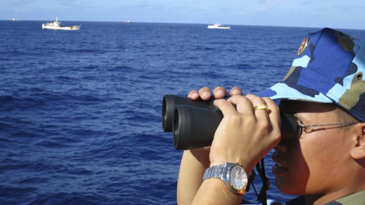 Vietnam coastguard