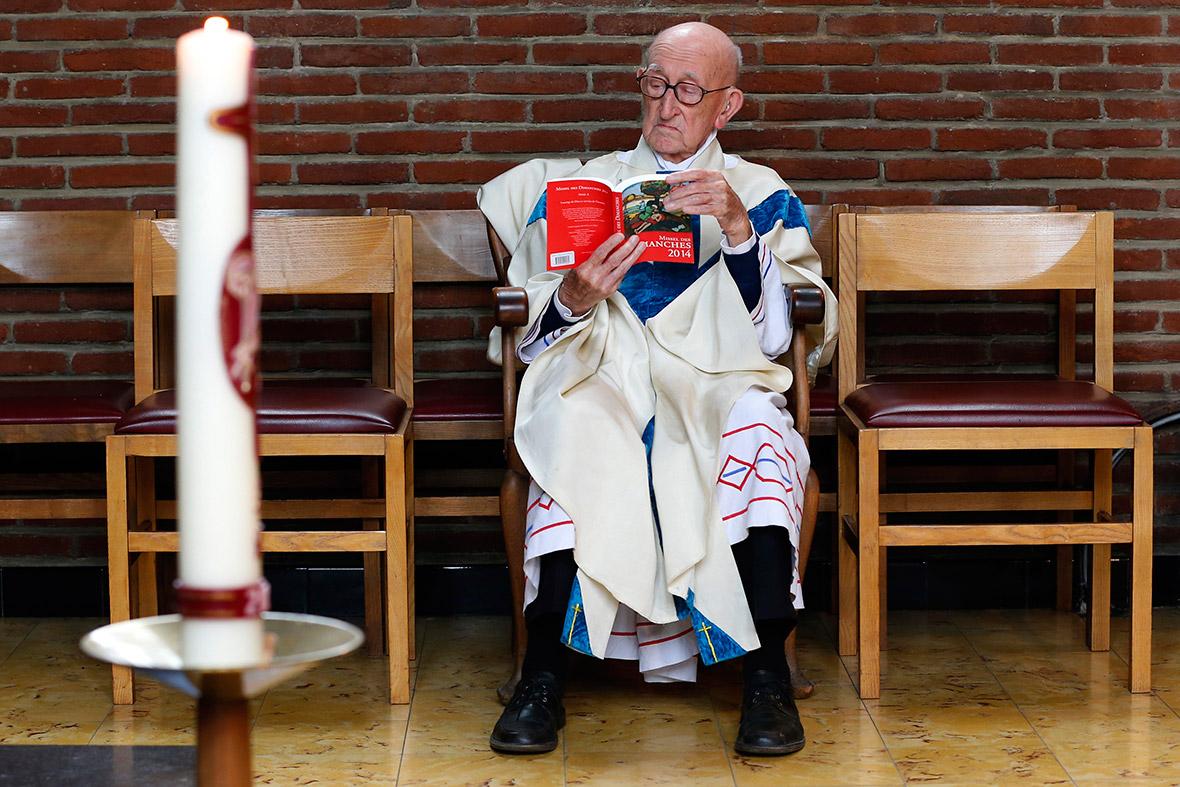 oldest priest