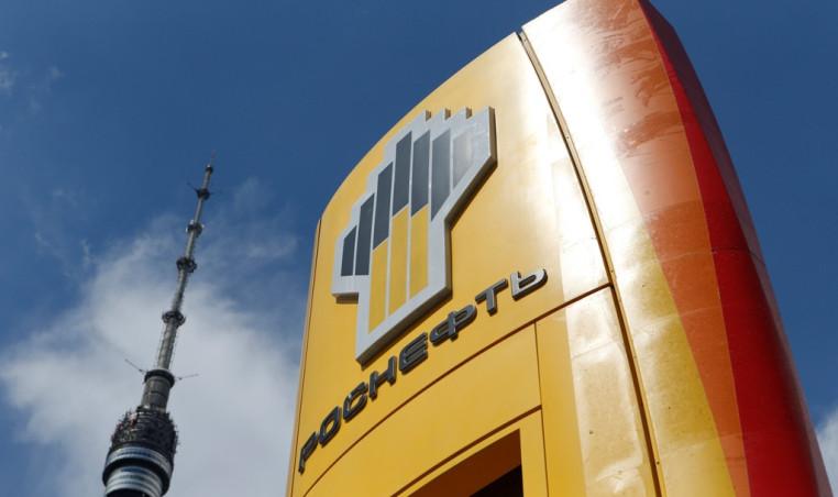 Rosneft Logo