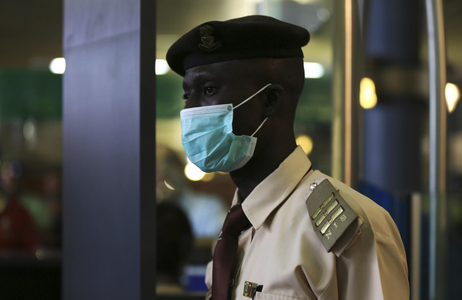 Ebola mask