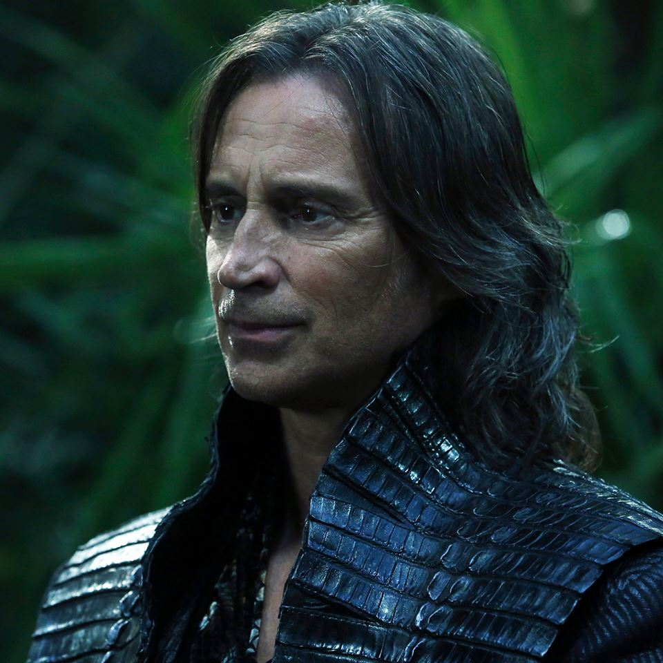 Robert Carlyle as Rumplestiltskin