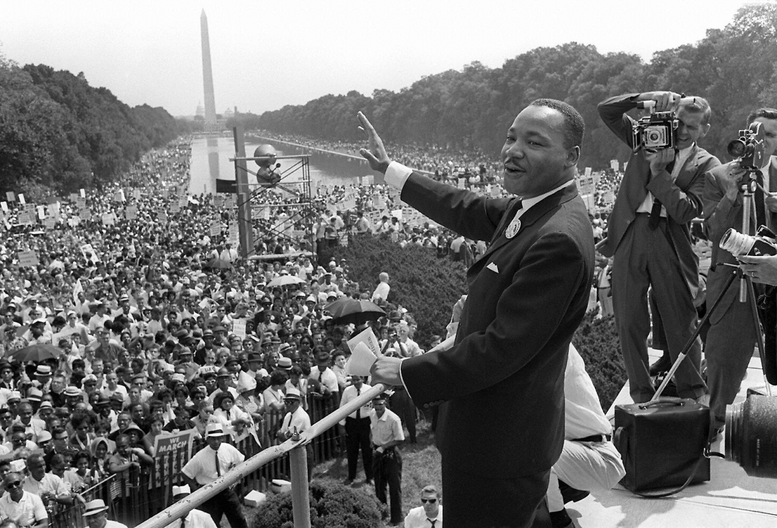 Martin Luther King I have a dream speech