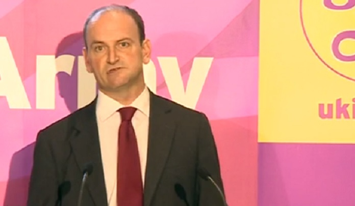 Twitter reacted to Douglas Carswell dropping a bombshell on David Cameron by defecting to Ukip