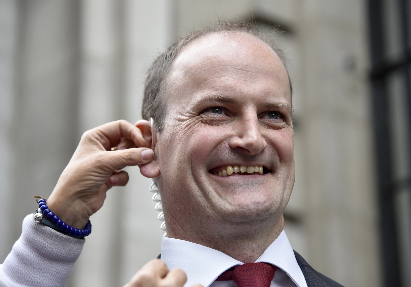 Douglas Carswell failed to escape expenses scandal which rocked parliament by claiming hundreds for a 'love seat'