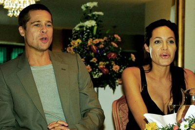 Brad Pitt Angelina Jolie 2006