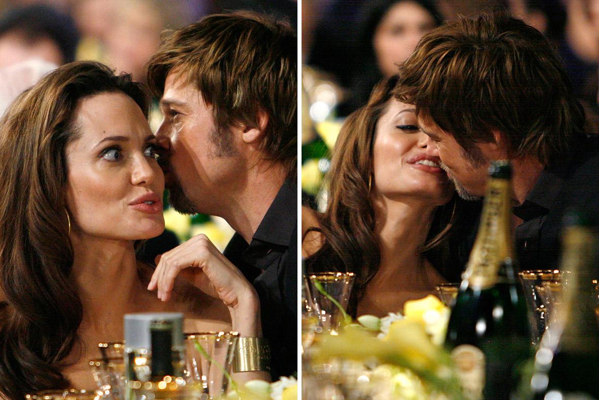 Brad Pitt Angelina Jolie 2008