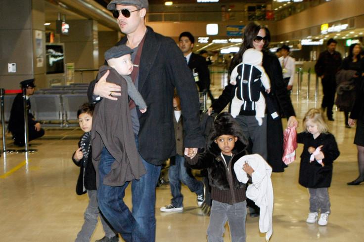 Brad Pitt Angelina Jolie 2009