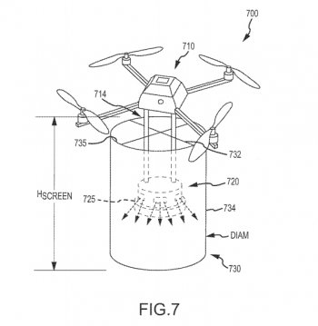 Disney has filed a patent for drone-supported light system that looks just like the floating lanterns in Tangled