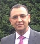 Jahangir Akhtar, former deputy leader Rotherham Council