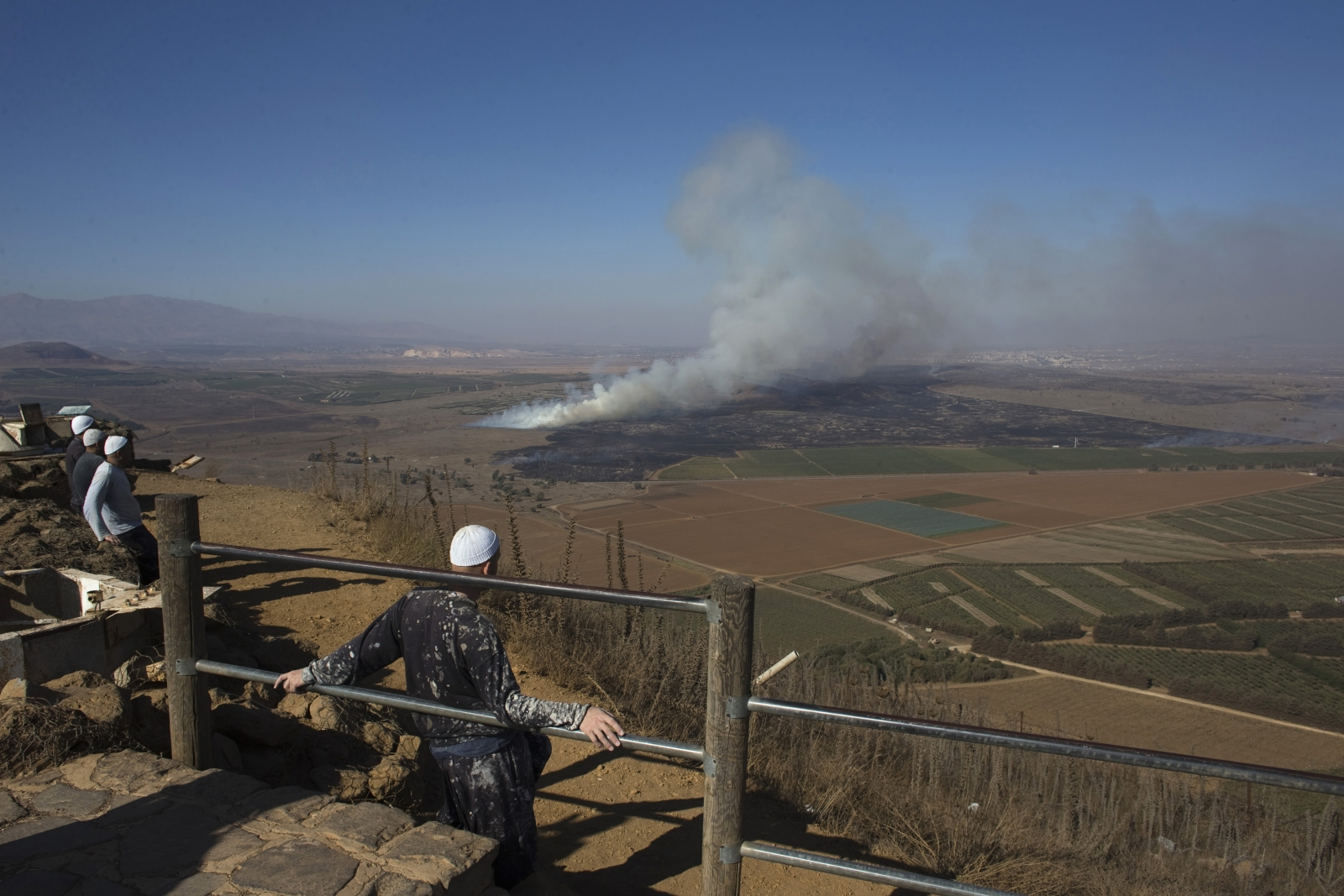 Syria: 43 UN Peacekeepers Seized by 'Armed Group' in Golan Heights