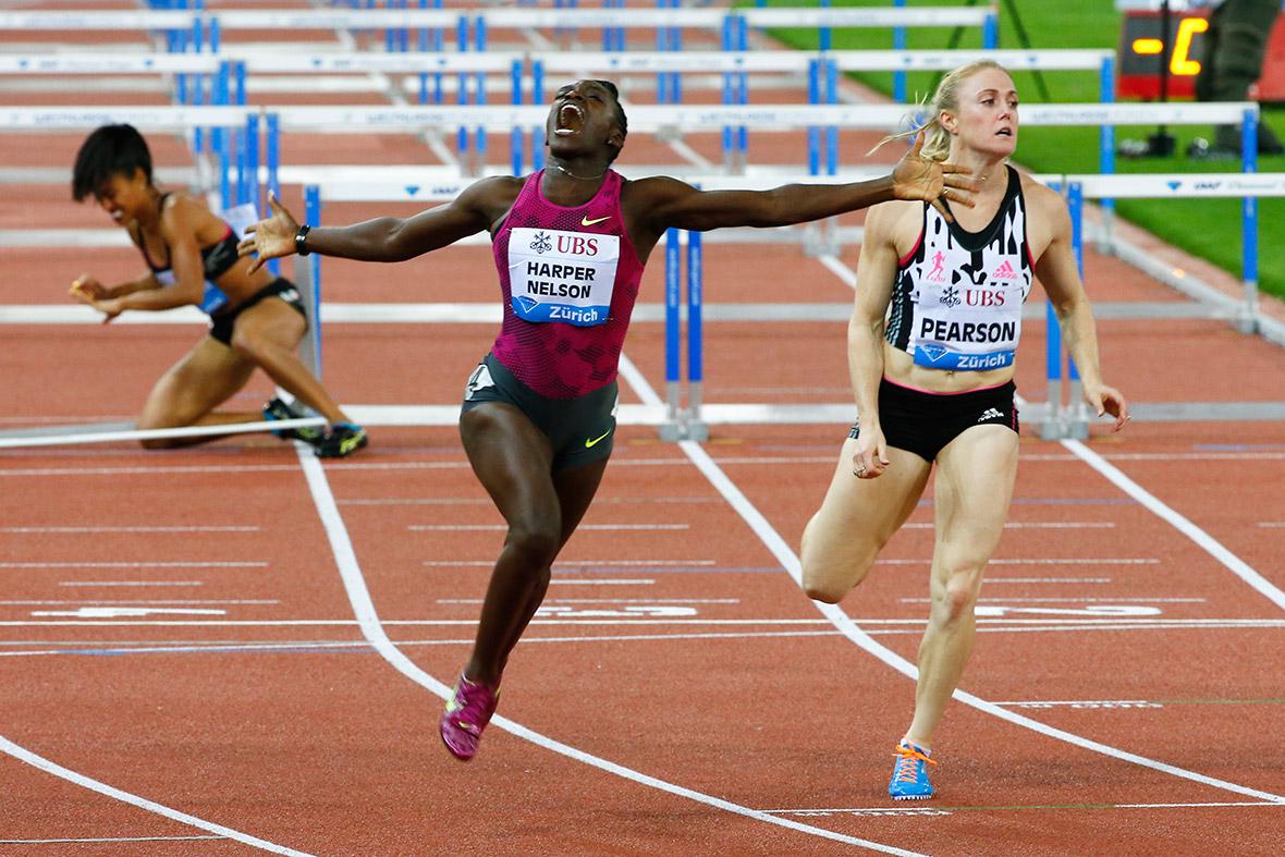 athletics harper nelson