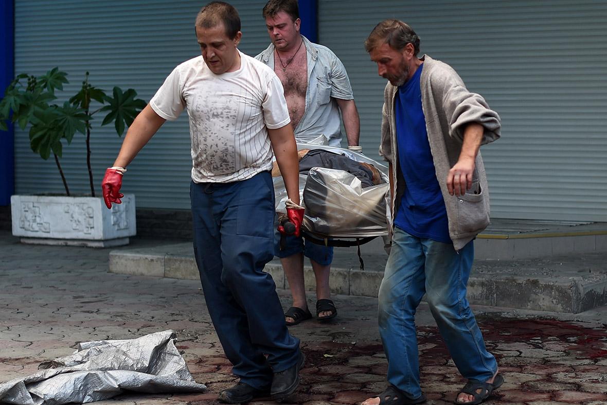 ukraine body