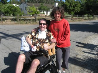 Hal Finney ALS bitcoin