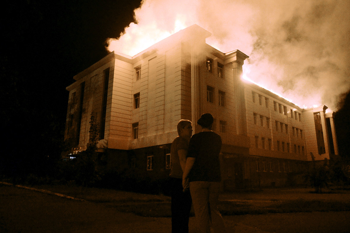 ukraine russia crisis