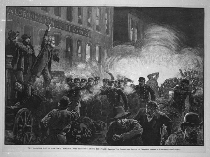 haymarket massacre