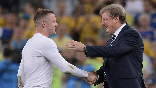 Hodgson: I Can Still Drop Rooney