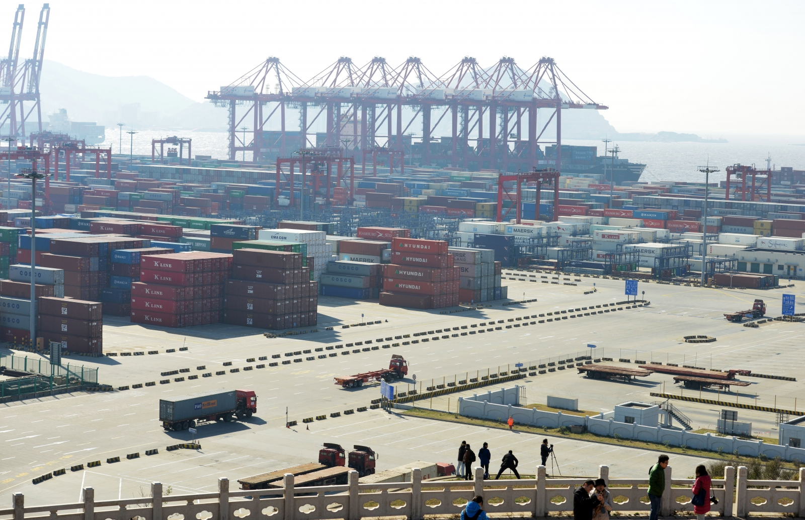 Chinese cocaine shipping container Shanghai DEA