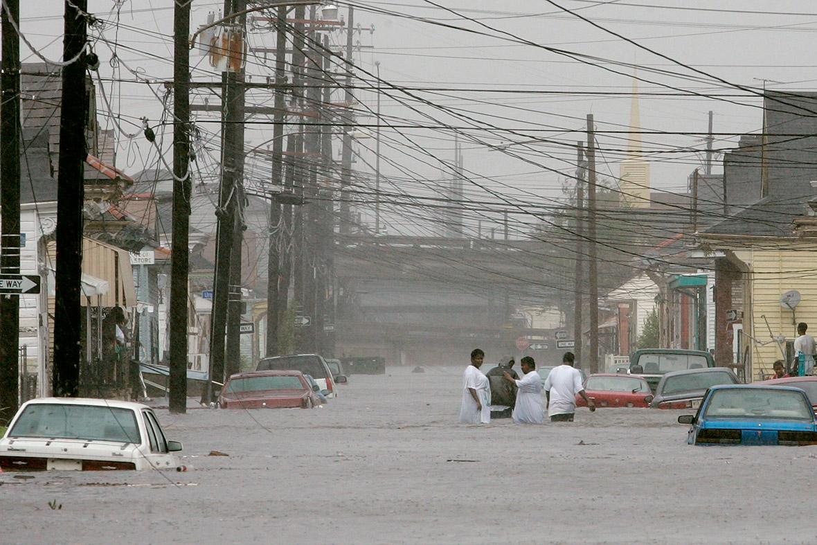 Hurricane Katrina 10th Anniversary 40 Powerful Photos Of