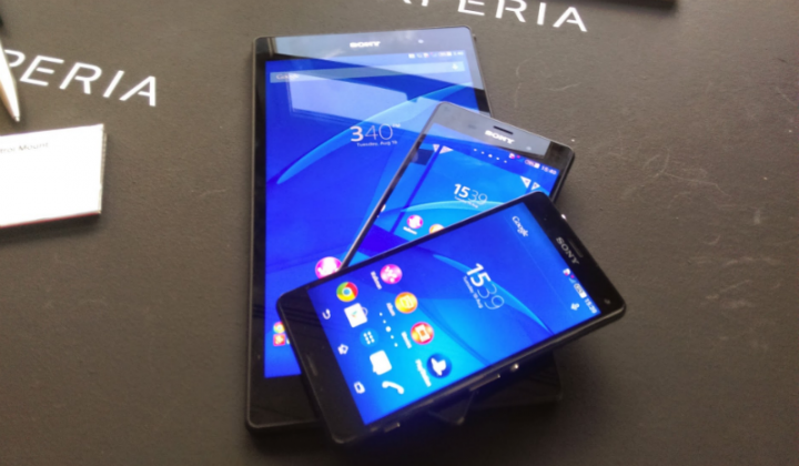 Sony Xperia Z3 Smartphones and Tablets Get PS4 Games