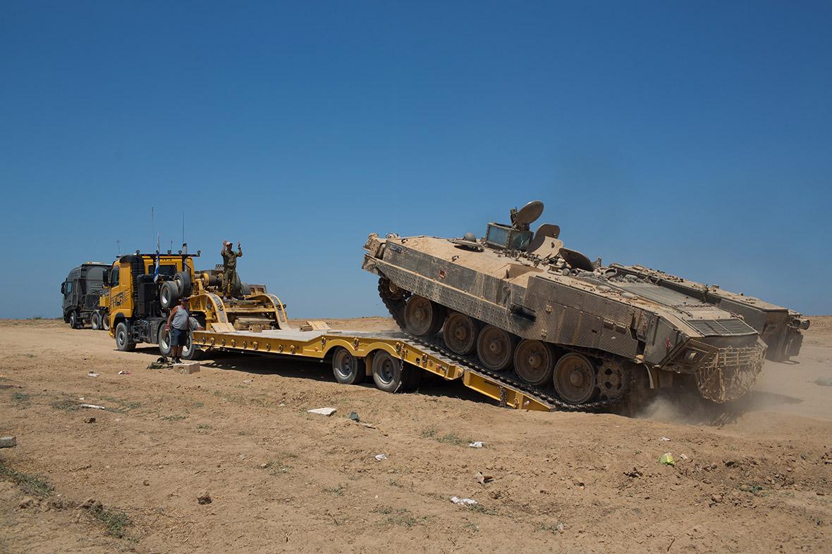 gaza ceasefire israel