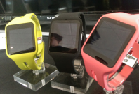 Best Smartwatches 2014 - Sony SmartWatch 3