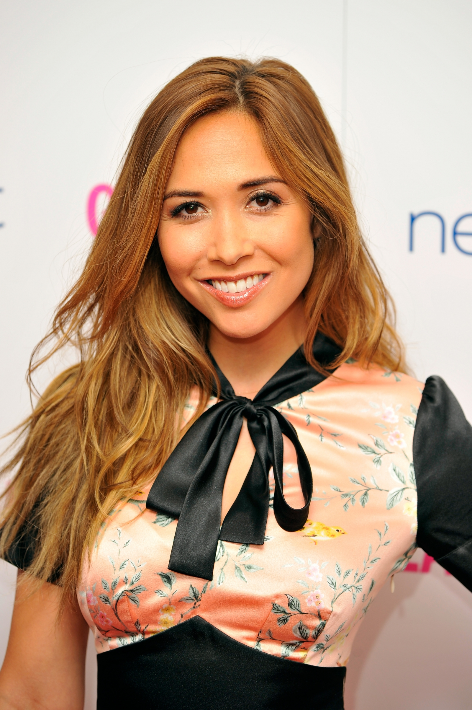 Myleene Klass Cuts Hair Into Long Bob Kim Kardashian Jennifer