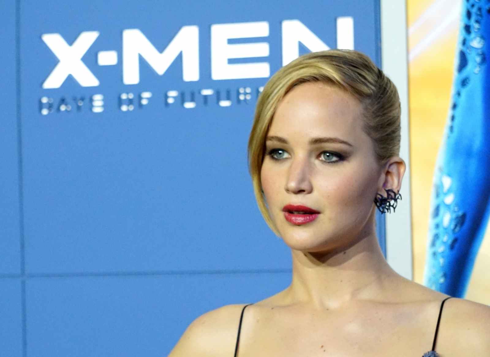 Jennifer Lawrence had naked photos stolen from her Apple iCloud account