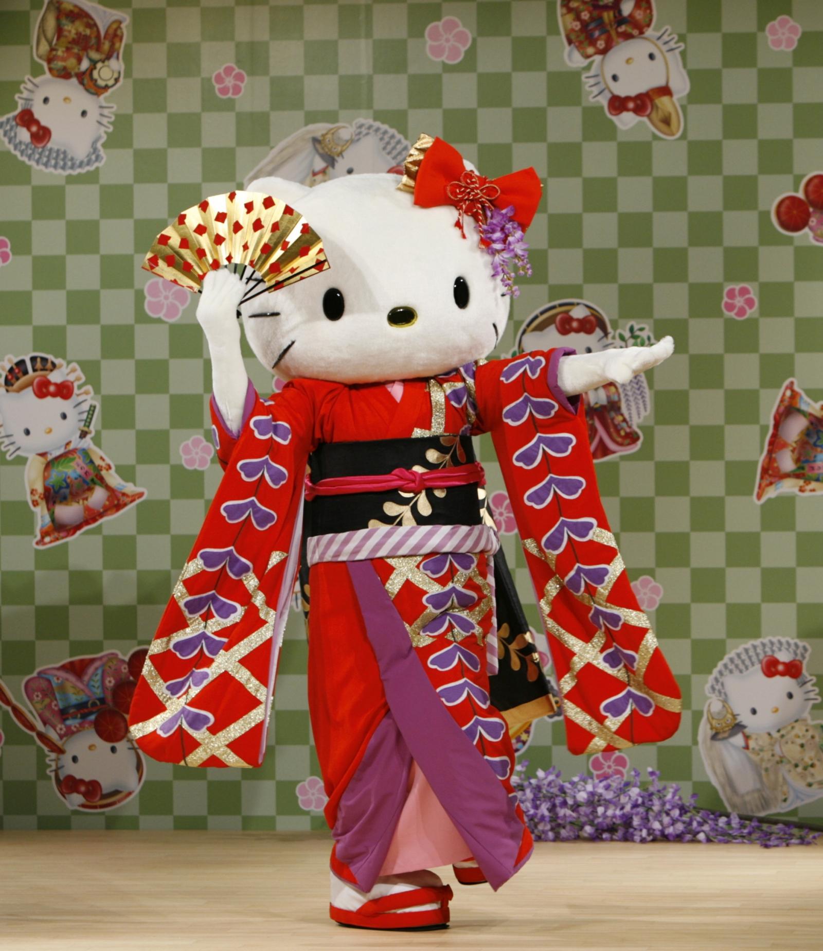 Hello Kitty Performer