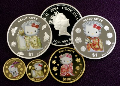 Hello Kitty Coins