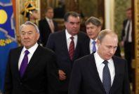 Russia Kazakhstan