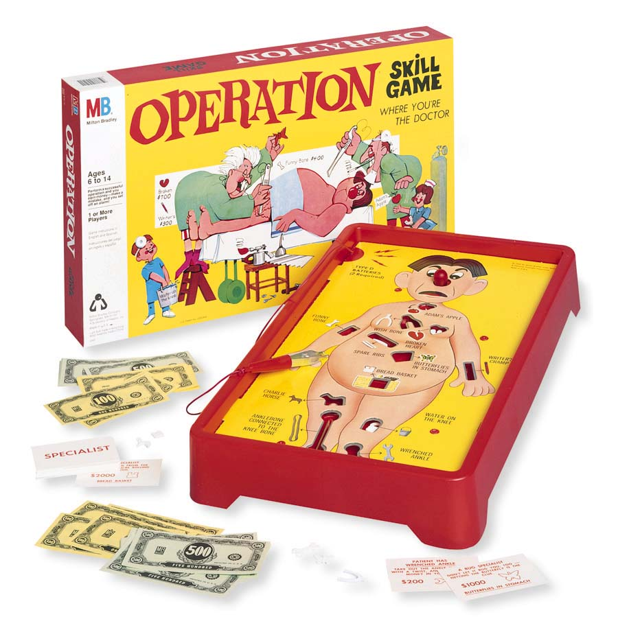 Operation: The Game