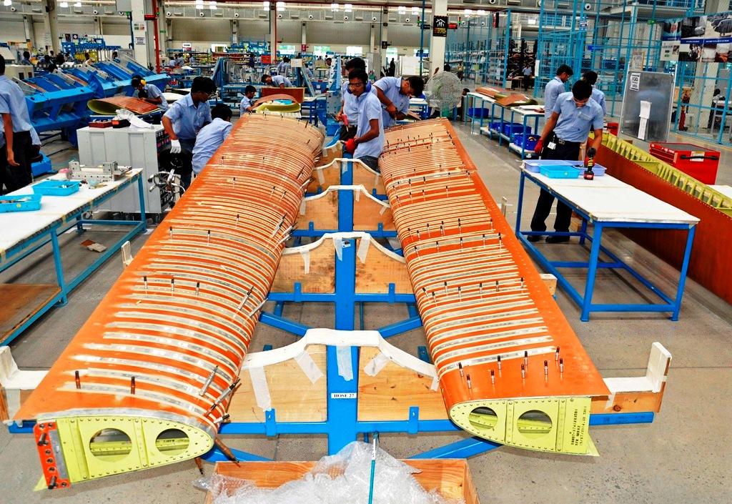 Tata Lockheed Martin Aerostructures Factory India
