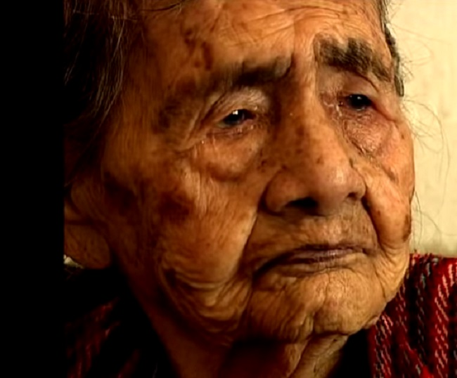 Mexican woman oldest in the world