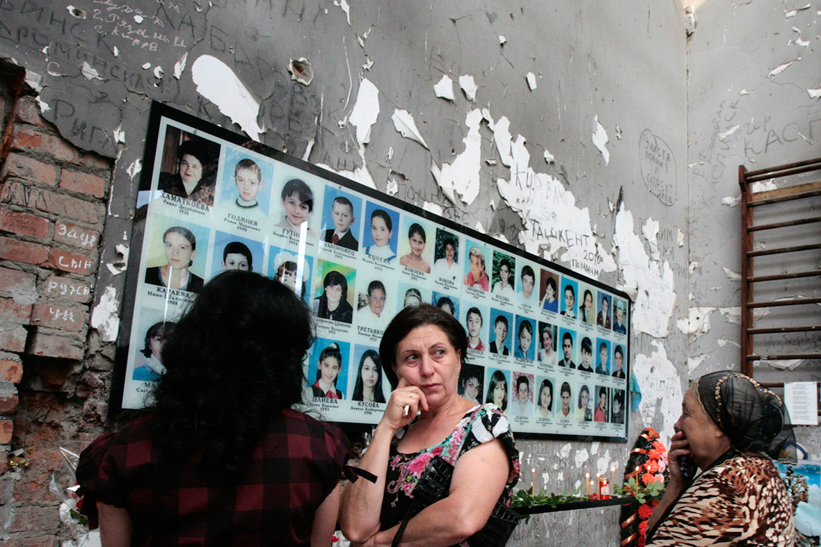 beslan school hostage crisis and masscare 2004