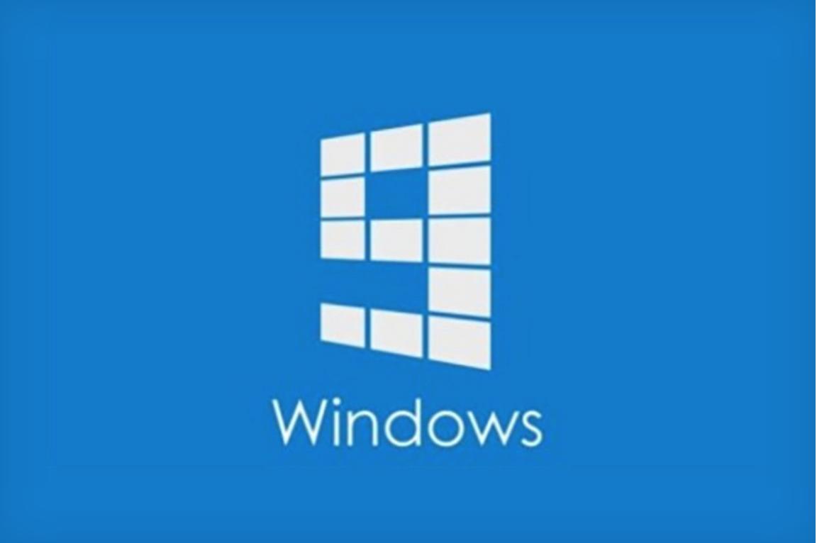 Windows 9 Logo Leaked