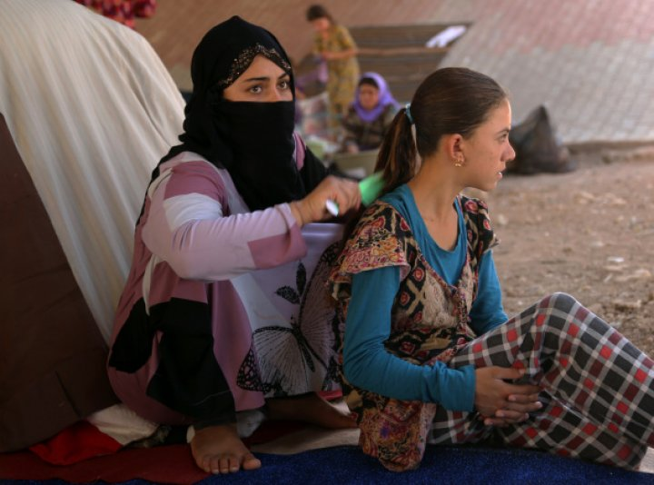 Yezidis ethnic cleansing Isis Iraq
