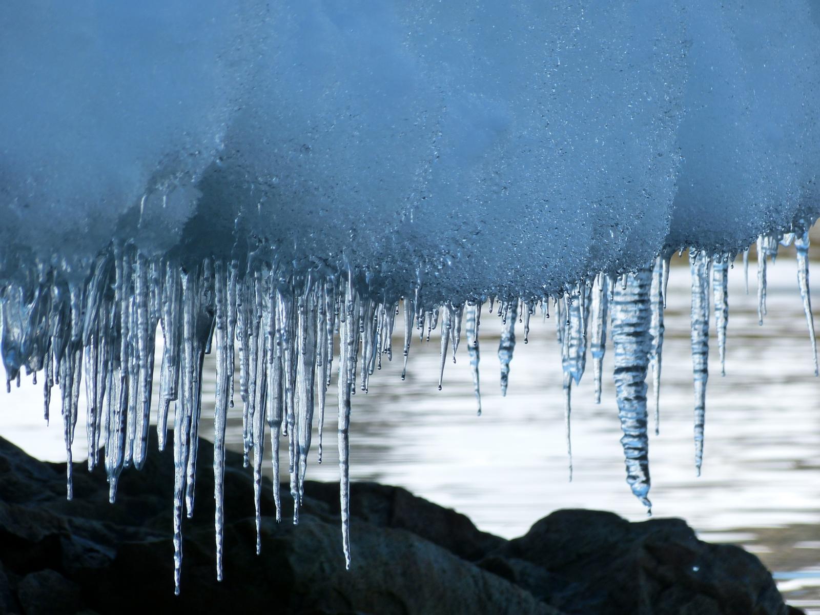 glacier in west Antarctica
