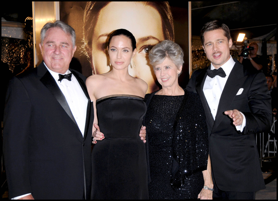 Brad Pitt parents