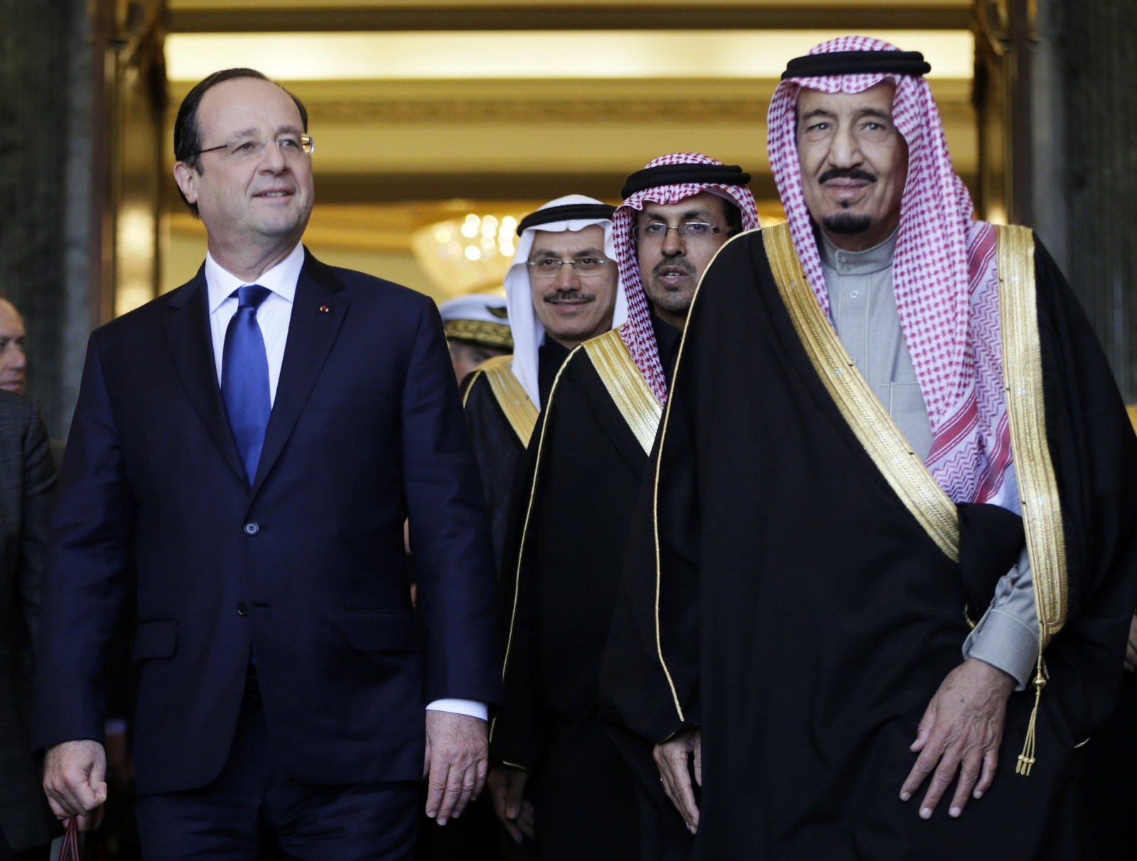 France Saudi Arabia