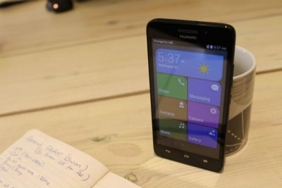 Huawei Ascend G6205 Review