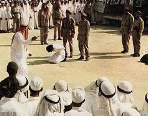 Beheading execution Saudi Arabia
